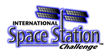 Image of the International Space Station Challenge logo.