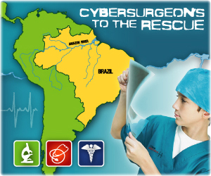 An image that reads cyber surgeons to the rescue